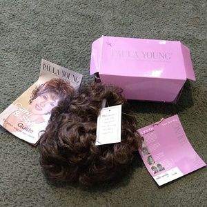 Paula Young Sweet Nothing Wig Light Brown New